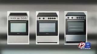 Electric Ranges Recalled After Plumber's Death