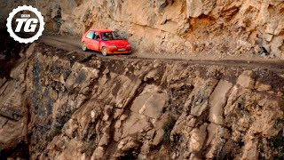 EXTENDED: Driving Nepal's Deadly Mountain Road   Top Gear: Nepal Special