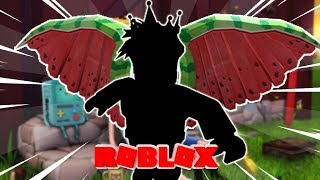 HOW TO MAKE AN AVATAR WITH THE WATERMELON WING! AVATAR ROBLOX