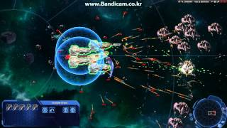 StarDrive 2 Massive Battle versus AI