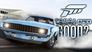 IS FORZA MOTORSPORT 6: APEX ANY GOOD? (PC FIRST IMPRESSIONS)