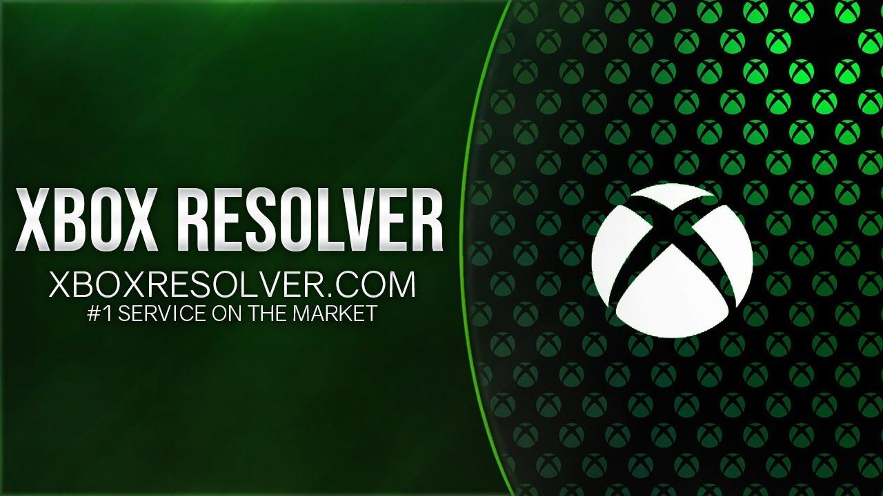 Xbox Resolver: Free Gamertag to IP Address Resolver