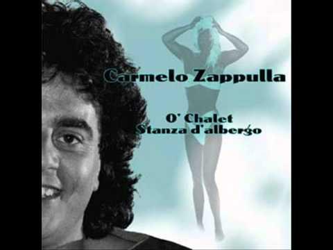 Carmelo Zappulla - Stanza d'albergo (Alta Qualità - Canzoni Napoletane)