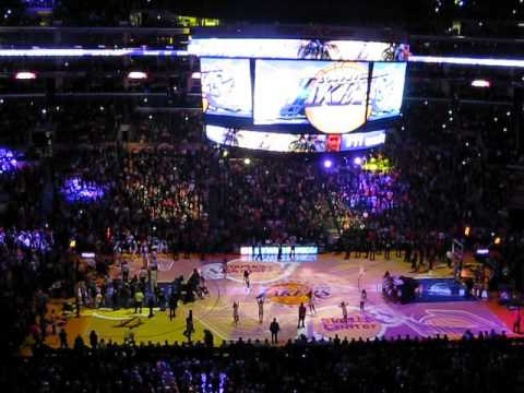 Kobe's Return - Toronto Raptors vs. Los Angeles Lakers Dec. 8, 2013