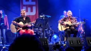 Rainhard Fendrich u. Wolfgang Ambros - Baba und foi net - Purkersdorf live