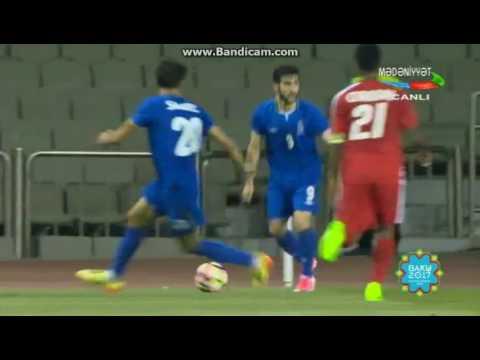 Azərbaycan - Oman - 2:1 (İslamiada, Final)
