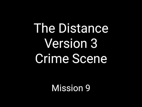 The Walking Dead No Man's Land: The Distance: Crime Scene
