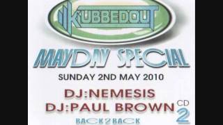 Klubbed Out - Mayday Special 2010 - CD 2 - Dj