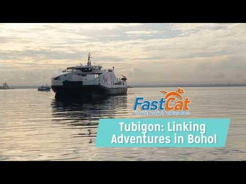 Tubigon: Linking Adventures in Bohol