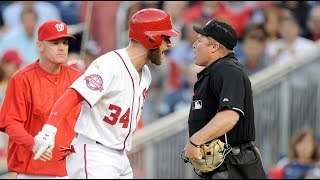 Bryce Harper anger moments part 2