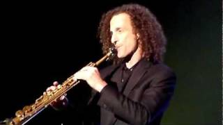 Kenny G live Moscow 27.06.11 Theme From Dying Young