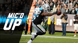 Best Mic'd Up Defensive Sounds of the 2016 Season | NFL Films | Sound FX