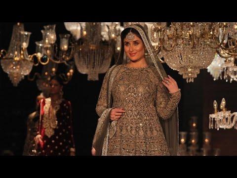 Karina Kapoor Walks For Sabyasachi | Lakme Fashion Week Winter/Festiv 2016 | Full Show