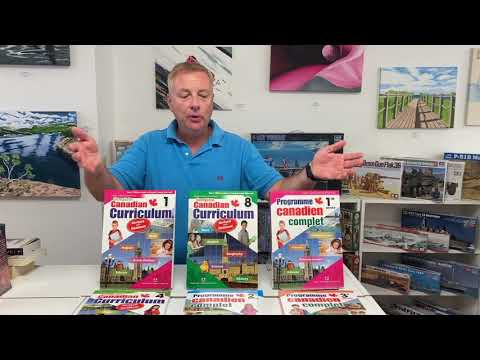 Get Canadian Curriculum Books At Banner Land! (Strathroy, Ontario)