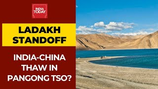 LAC Standoff: China Signals Pull Back In Ladakh; India-China Thaw In Pangong Tso?
