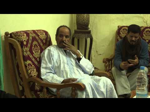 IBW Meeting with President of Western Sahara