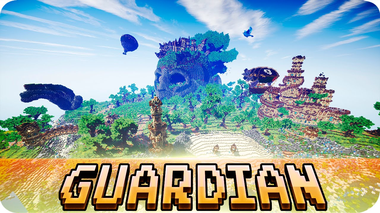 Minecraft the last guardian island creation jerenvids youtube gumiabroncs Images