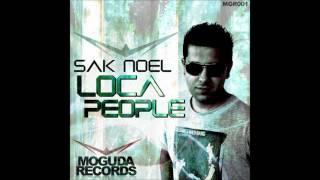 Sak Noel - Loca People (Tomer Danan Bootleg Remix)