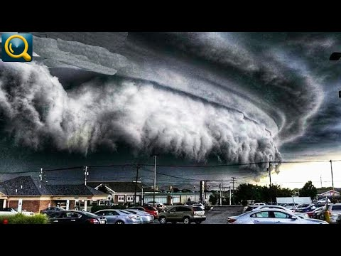 10 Most Horrible Natural Phenomena