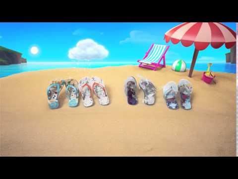Havaianas Kids Frozen ...