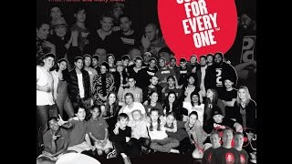 For Everyone FirstXV – SONG FOR EVERYONE