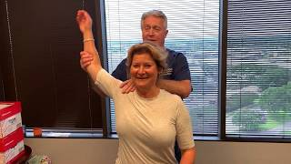 Swedish Olympic Athlete Gets Adjusted By Your Houston Chiropractor Dr Greg Johnson