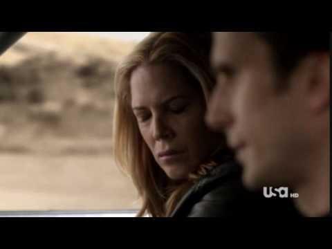 Car Scene:   In Plain Sight Season 3 Episode 3