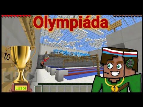 [Minecraftí olympiáda !! ] - Já VS Hruška 💪