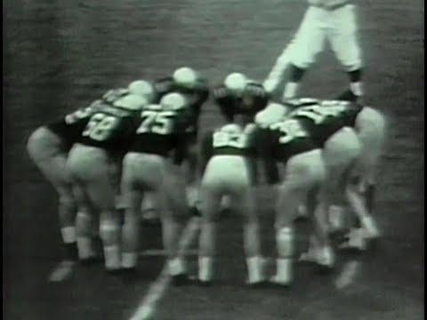 NCAAF 1964 Week 12 Army Vs Navy