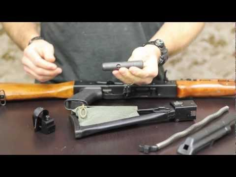 New Products from Rifle Dynamics - YouTube