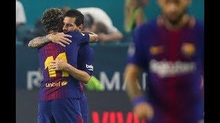 Melhores Momentos - Real Madrid 2x3 Barcelona - Champions Cup (29/07/2017)