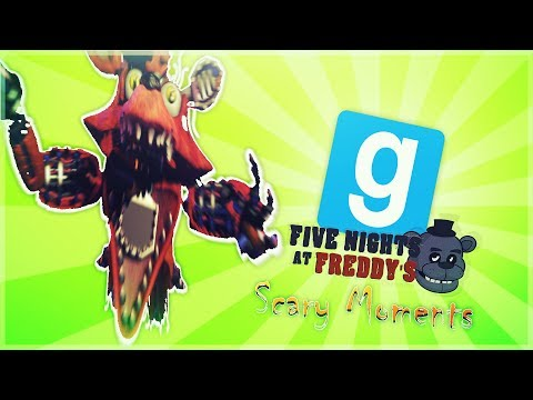 GMOD - Fran & Ted - Five Nights At Freddys Survival - Comedy Gaming