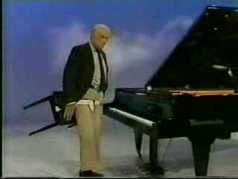Victor Borge on Sesame Street