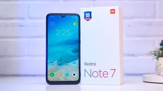 Redmi Note 7 Unboxing