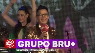 GRUPO BRU+   VAMOS A PASARLA BIEN   21 DE DICIEMBRE