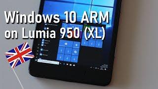 Tutorial: Install Windows 10 ARM on Lumia 950 (XL) English Guide