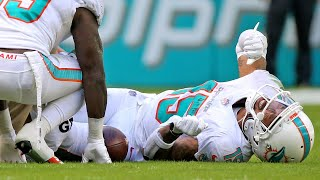 Miami Dolphins QB Brock Osweiler says by the end of the game they were playing