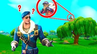 BESTES VERSTECK in FORTNITE (300 IQ) HIDE and SEEK !