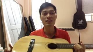 Dù TỐT hay DỞ. Hãy yêu cây đàn Guitar của bạn!