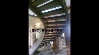 Лестницы из бетона(, 2014-07-06T18:28:00.000Z)