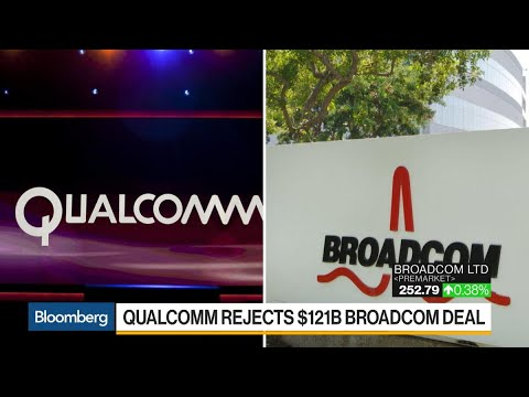 Qualcomm Rejects Broadcom's Offer