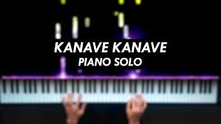 Kanave Kanave Piano Solo by Likhith D
