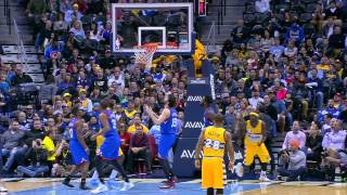 NBA: Ty Lawson Puts Isaiah Canaan on Skates