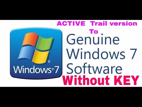 activate windows 7 permanently free