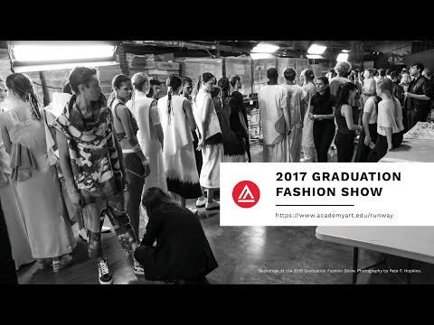 Academy of Art University 2017 Graduation Fashion Show