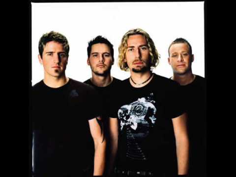 Nickelback Why don't you and I