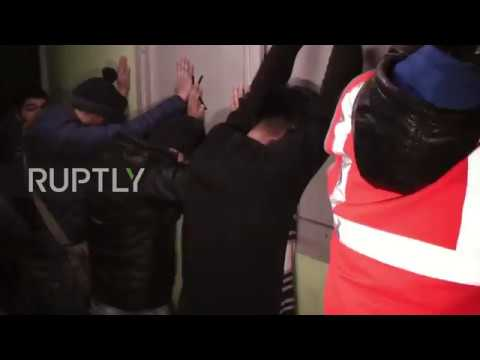Russia: FSB detains alleged ISIS recruiters in Moscow region