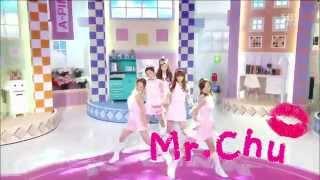 A Pink Mr Chu Live Inkigayo