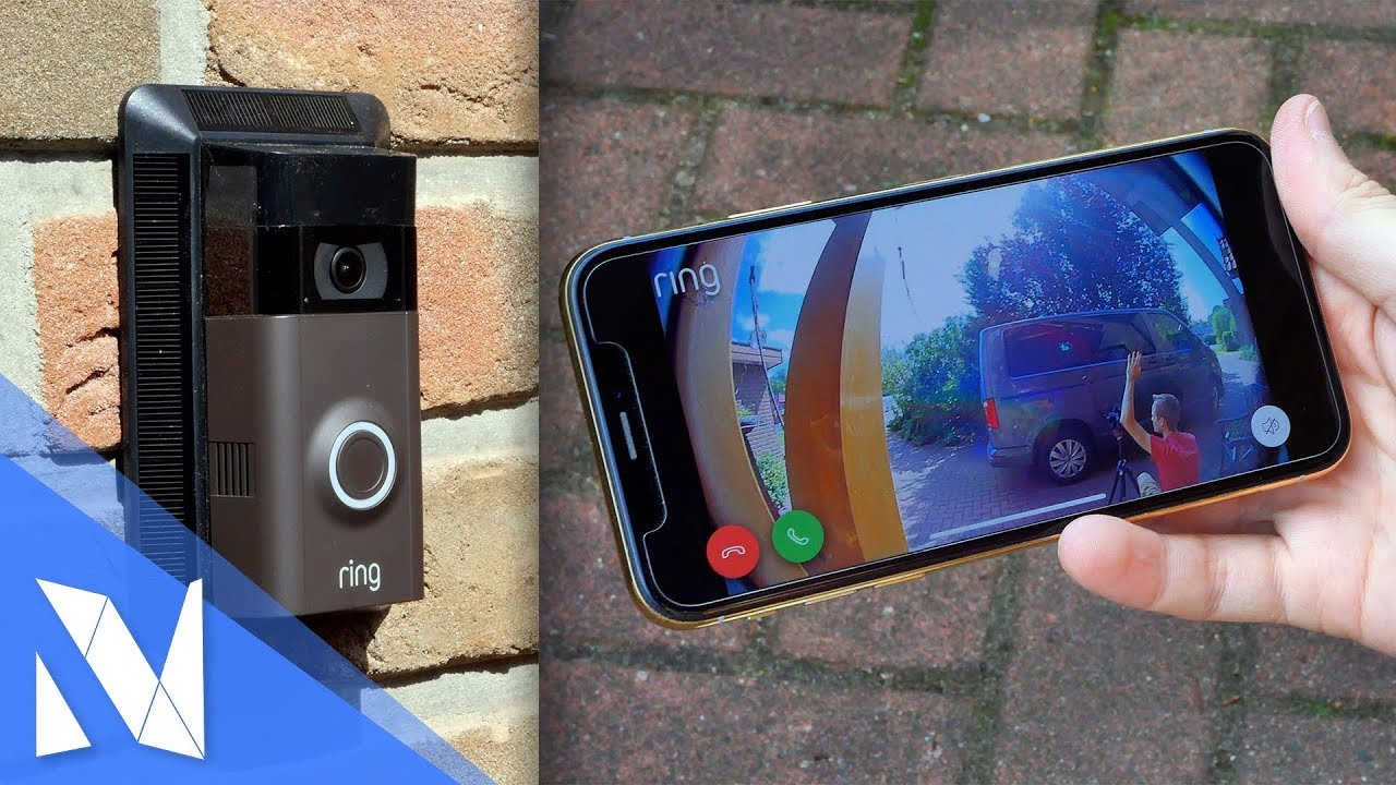 smarte türklingel im test! - ring video doorbell 2 review