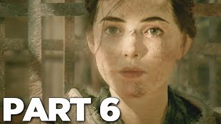 A PLAGUE TALE INNOCENCE Walkthrough Gameplay Part 6 - MELIE (PS4 Pro)